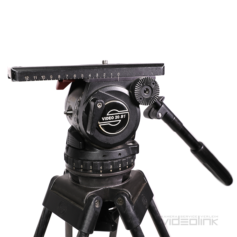 Sachtler Video18 S1 | Videolink Munich
