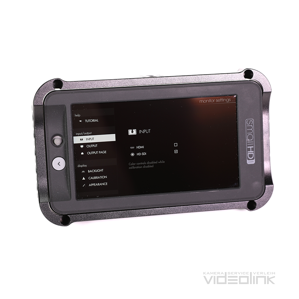 SmallHD 502 Bright | Videolink Munich