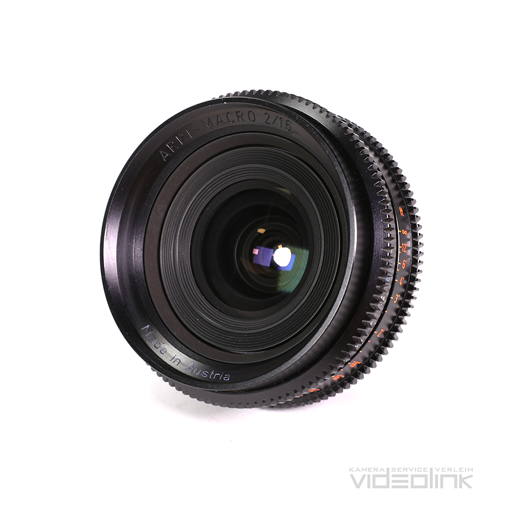 ARRI Macro 16mm T2.1 | Videolink Munich