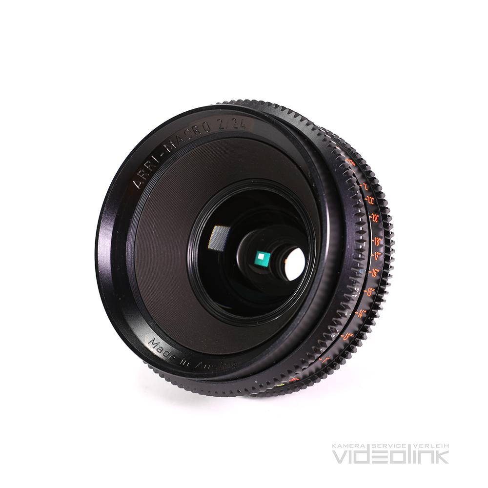 ARRI Macro 24mm T2.1 | Videolink Munich