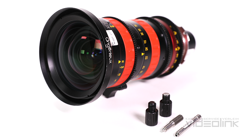 Angenieux Optimo Rouge 16-42mm T2.8 | Videolink München