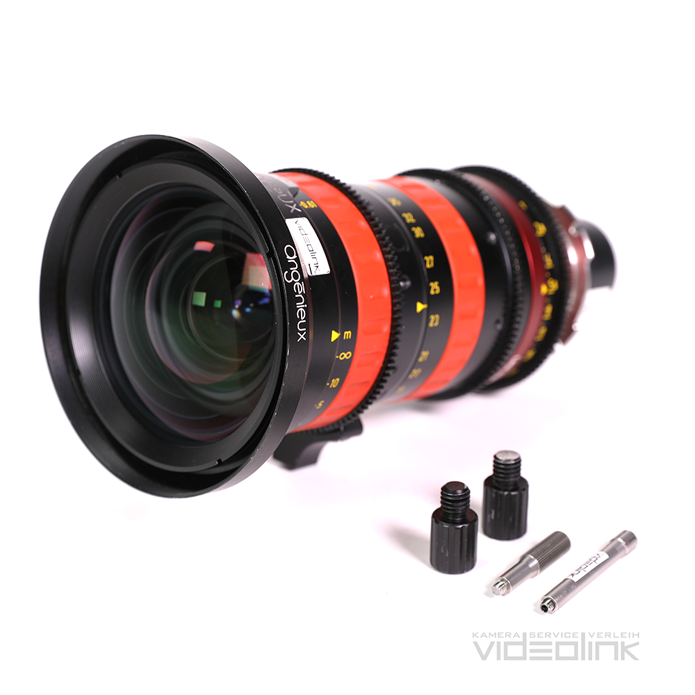 Angenieux Optima Rouge 16-42mm T2.8 | Videolink Munich