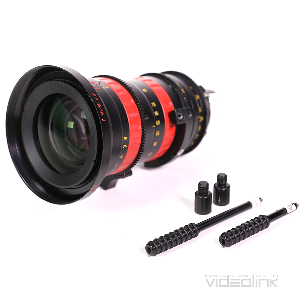 Angenieux Optimo Rouge 30-80mm T2.8 | Videolink Munich
