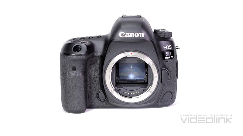 Canon EOS 5D MarkIV | Videolink München