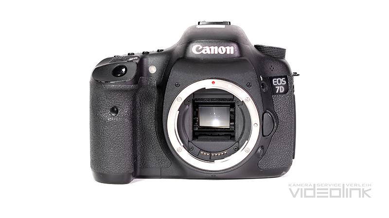 Canon EOS 7D   Videolink Munich