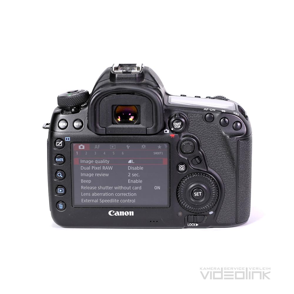 Canon EOS 5D MarkIV | Videolink Munich