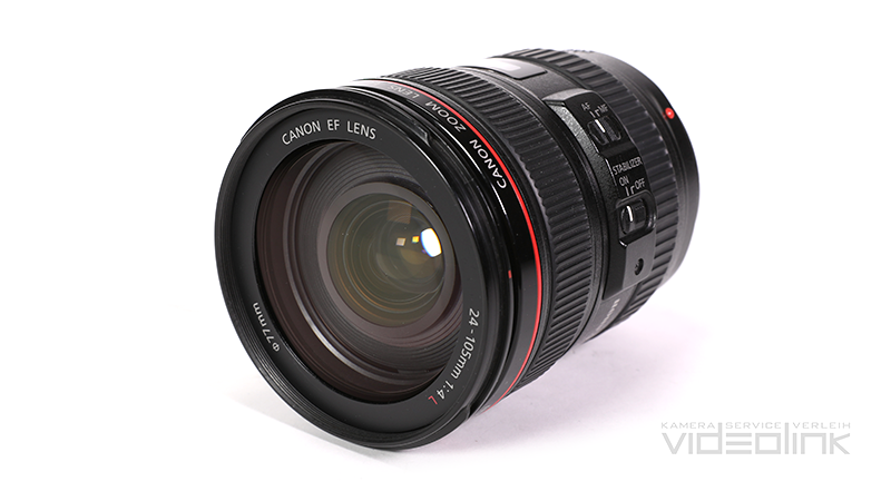Canon EF 24-105mm F4 | Videolink München