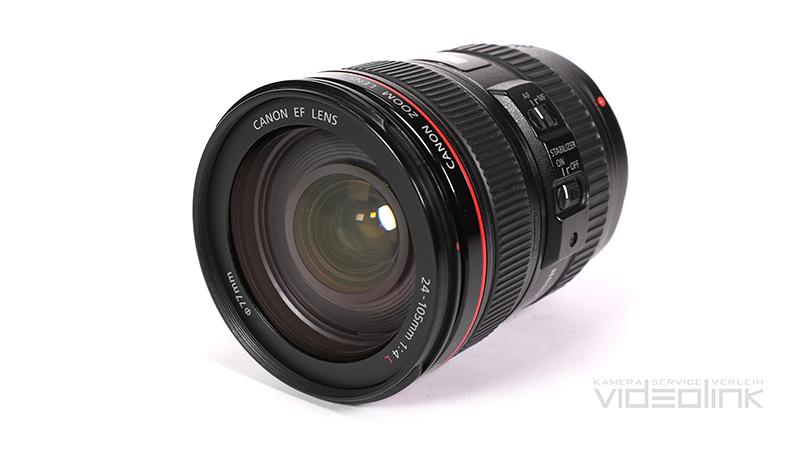 Canon EF 24-105mm F4 | Videolink Munich