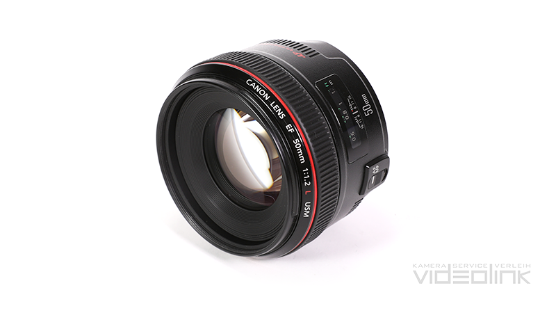 Canon EF 50mm F1.2 | Videolink München