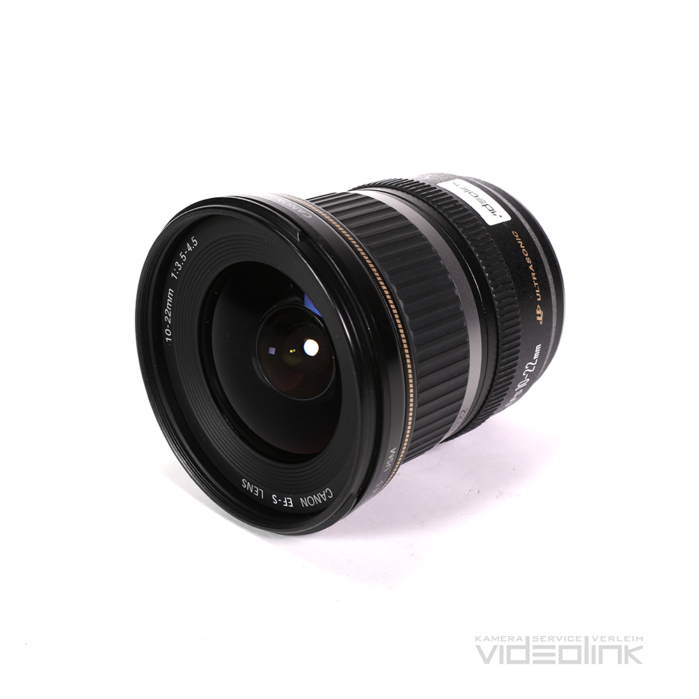 Canon EF-S 10-22mm F3.5-4.5 | Videolink München