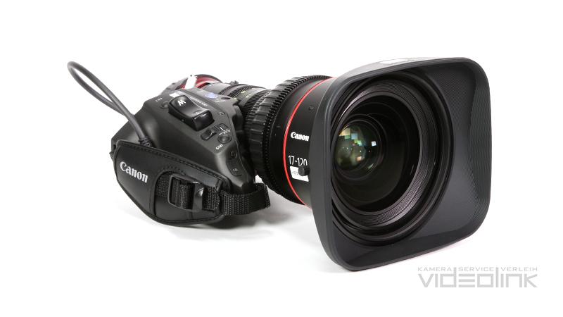 Canon CN7x17 / 17-120mm | Videolink München