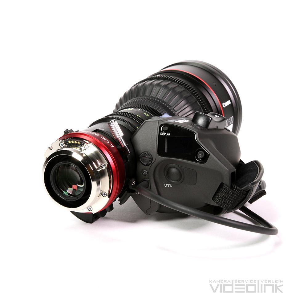 Canon CN7x17 / 17-120mm | Videolink Munich