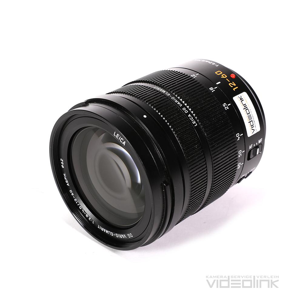 Leica Lumix DG Vario-Elmarit 12-60mm F2.8-4.0 | Videolink Munich