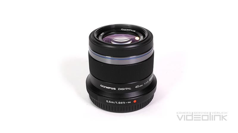 Olympus Digital MFT 45mm F1.8 | Videolink München