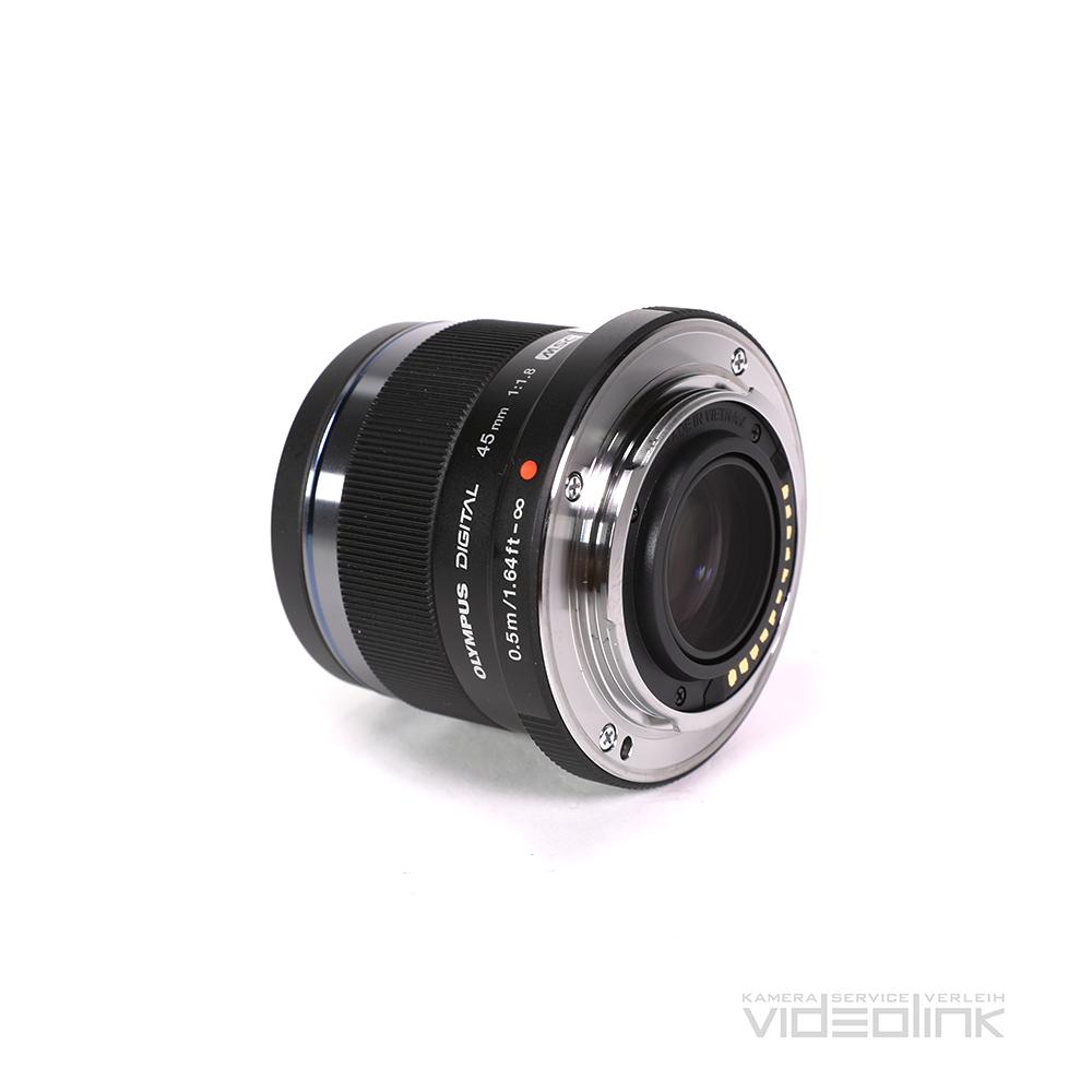 Olympus Digital MFT 45mm F1.8 | Videolink Munich