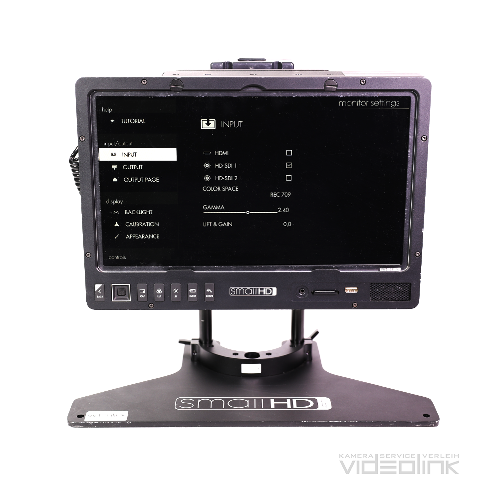 SmallHD 1303 HDR 13″ | Videolink Munich