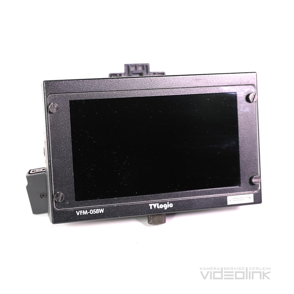 TVlogic VFM-058W 5,5″ | Videolink Munich