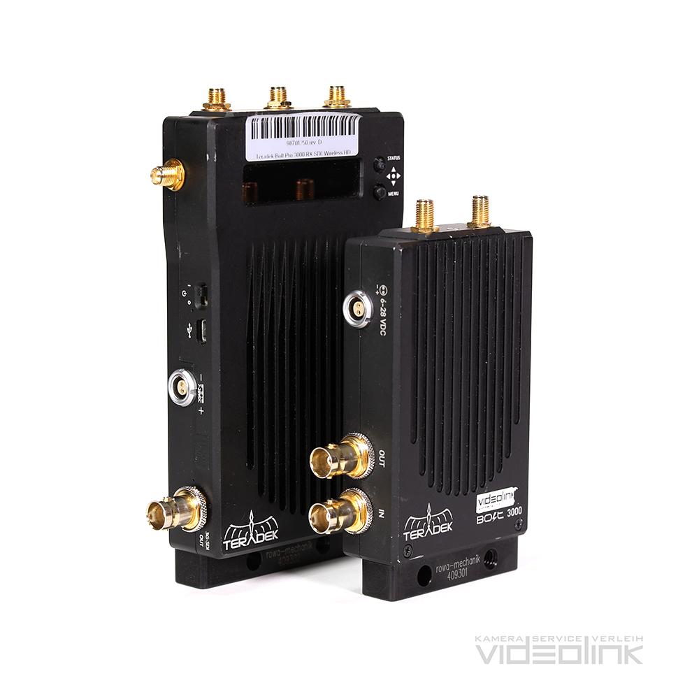 Teradek Bolt Pro 3000 HDMI | Videolink Munich