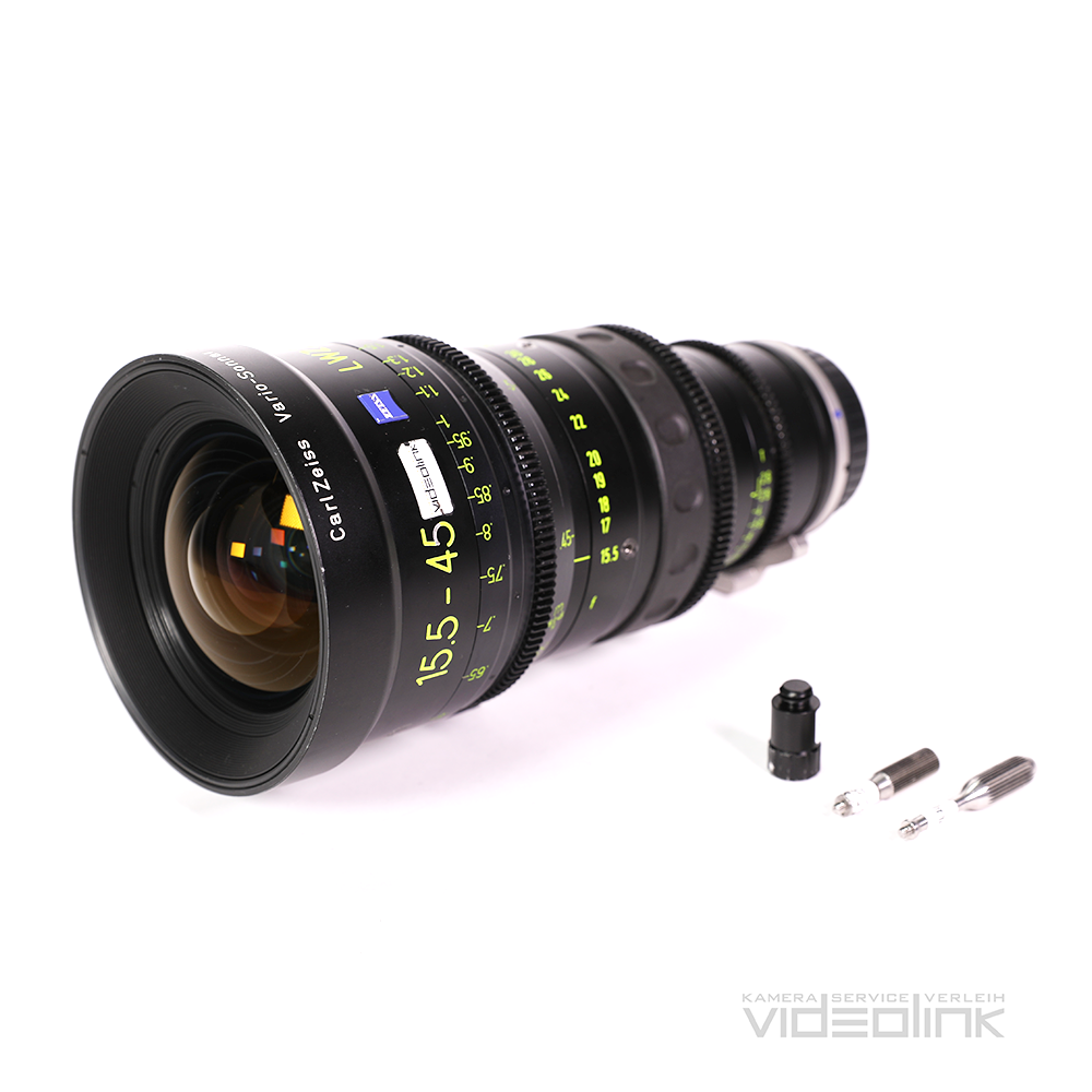 Zeiss LWZ.2 Zoom 15,5-45mm  T2.6 | Videolink München