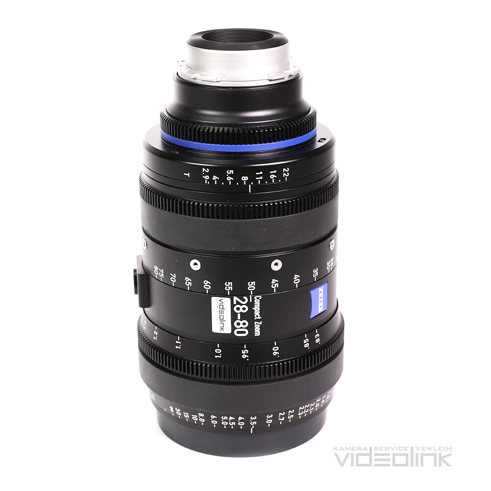 Zeiss Compact Zoom CZ.2 28-80mm T2.9 | Videolink Munich