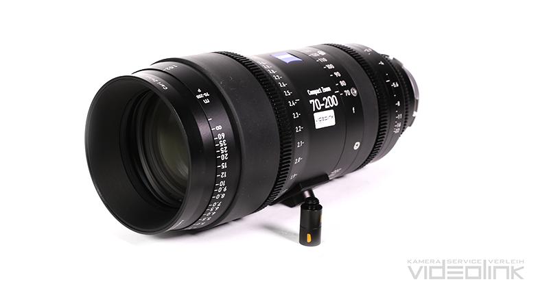 Zeiss Compact Zoom CZ.2 70-200mm T2.9 | Videolink München