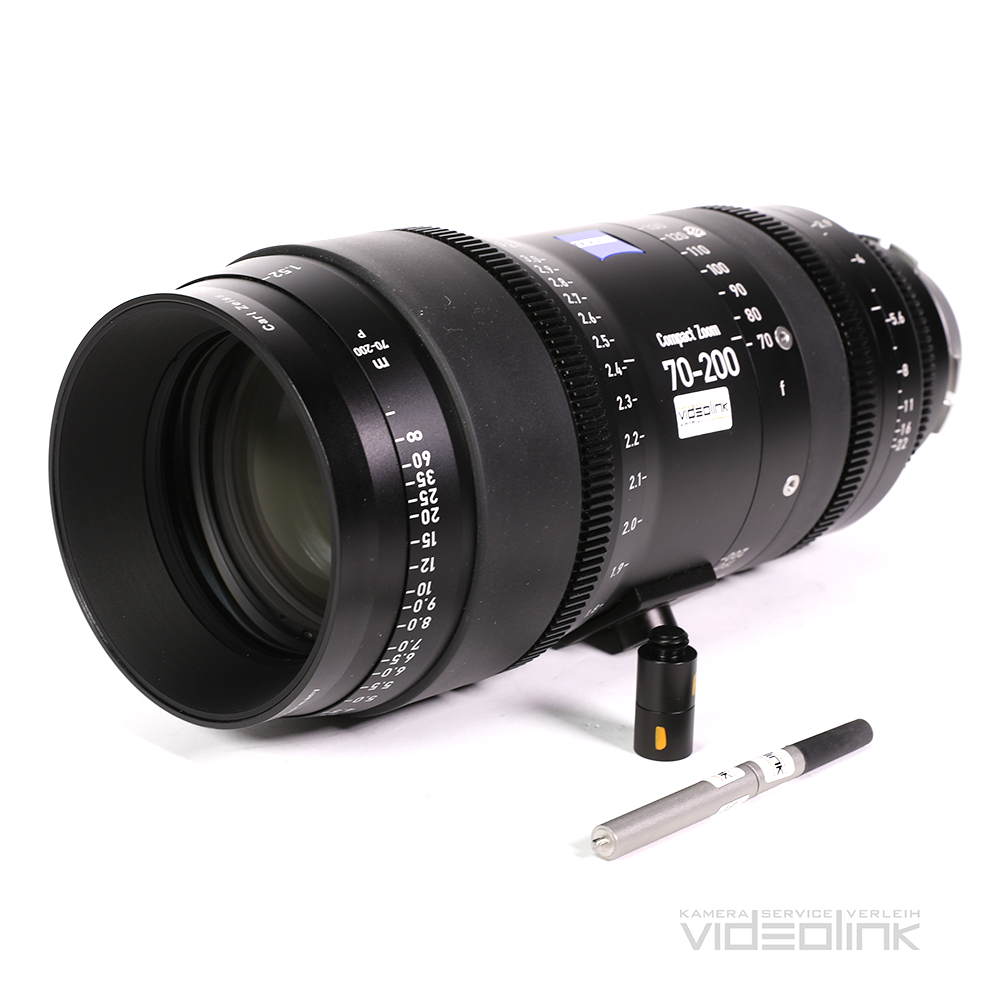 Zeiss Compact Zoom CZ.2 70-200mm T2.9 | Videolink München