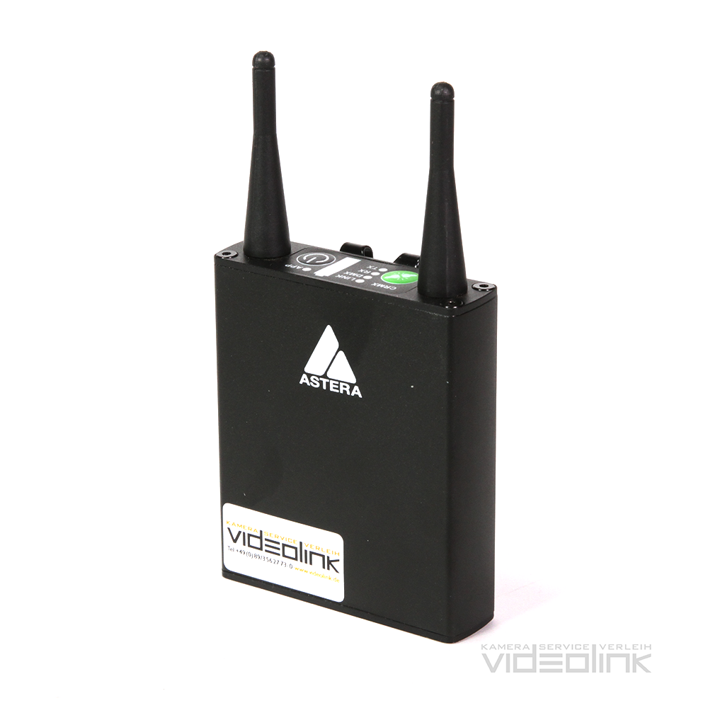 Astera ART7 Wireless Control Box | Videolink Munich
