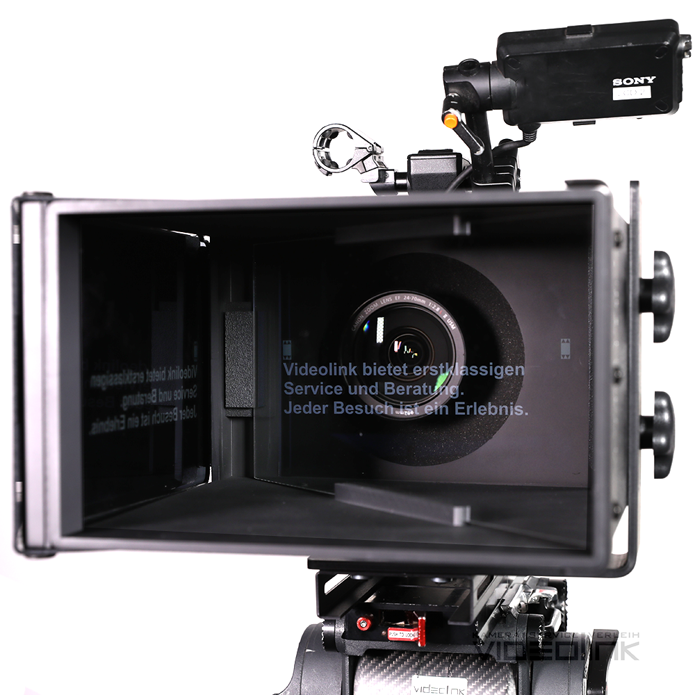 EyeDirect MKII Prompter | Videolink München