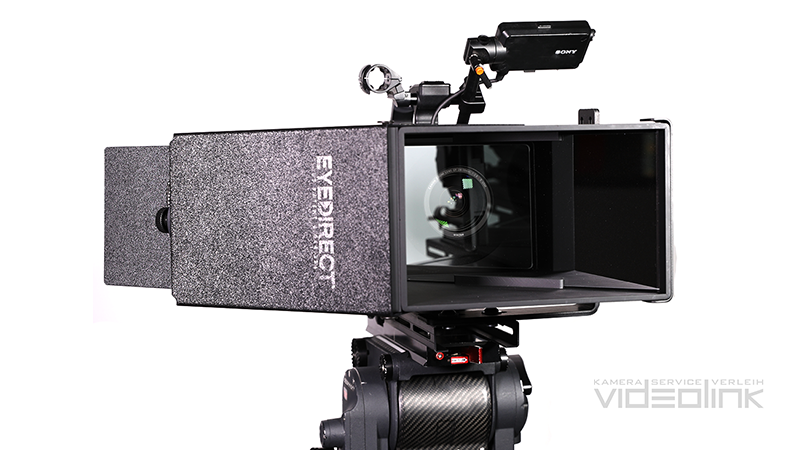 EyeDirect MKII Prompter | Videolink Munich