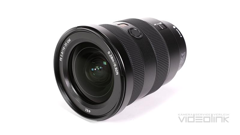 Sony 16-35mm f2.8, G-Master | Videolink München