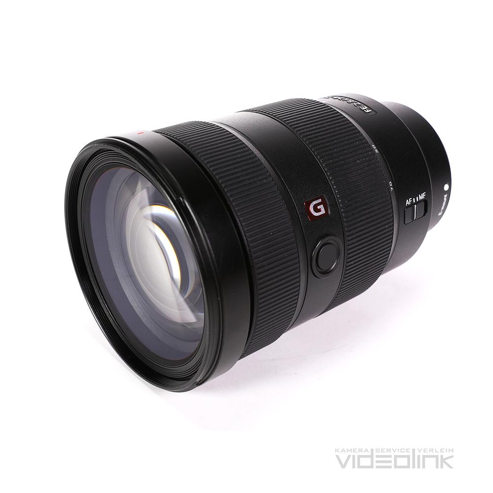 Sony 24-70mm f2.8, G-Master | Videolink München