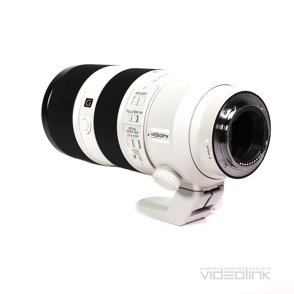 Sony 70-200mm f2.8, G-Master | Videolink München