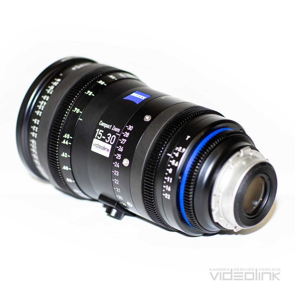 Zeiss Compact Zoom CZ.2 15-30mm T2.9 | Videolink München