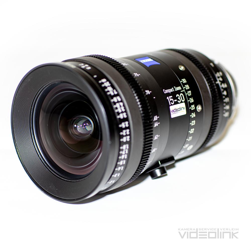 Zeiss Compact Zoom CZ.2 15-30mm T2.9 | Videolink München