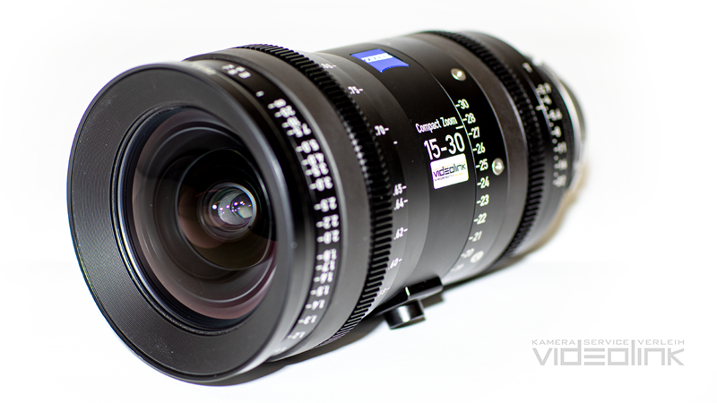 Zeiss Compact Zoom CZ.2 15-30mm T2.9 | Videolink Munich